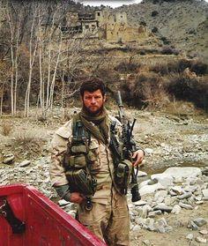 """Bob """"Speedy"""" Horrigan, SFOD-D: KIA June 17th, 2005 in Al Qaim, Iraq"""