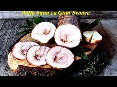 (1) RULADA DIN BURTA DE PORC (pancetta, afumata, fiarta si condimentata sau crud-uscata) - YouTube