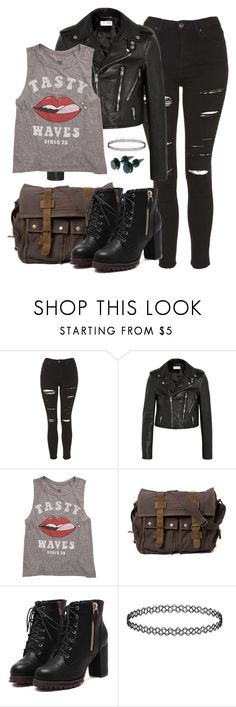 """""""#551"""" by paula164 ❤ liked on Polyvore featuring Topshop, Yves Saint Laurent, Billabong, women's clothing, women's fashion, women, female, woman, misses and juniors"""