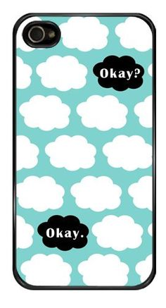 The Fault in Our Stars Okay Okay cover $10 this will be my first phone case hopefully:)