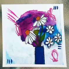 1EF2F107-3ABC-4368-A500-B845A1EEBBB9 Paint Pens, Watercolor Paper, Ink, Creative, Painting, Art, Arches Watercolor Paper, Paint Sticks, Painting Art