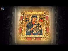 Nowenna do Matki Bożej Nieustającej Pomocy Madonna, Catholic, Youtube, Matki, Beading Jewelry, Olaf, Painting, Brain, Musica