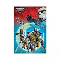 Star Wars Rebels Loot Bags Pkt8 $4.95 A371841 Loot Bags, Favor Bags, Wholesale Party Supplies, Printed Balloons, Star Wars Rebels, Favors, Stars, Products, Goodie Bags