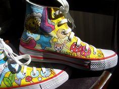 Kawaii shoes I want to make this so bad