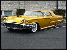 1959 Ford Thunderbird James Dean Radical Custom Award Dana Mecum's 27th Original Spring Classic 2014 May 13-18, 2014