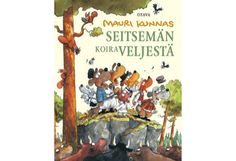 for children, engl.The Seven Dog Brothers, Mauri Kunnas Dog Brothers, The Masterpiece, The Seven, Shakespeare, Finland, Childhood Memories, Illustrators, Fairy Tales, My Books