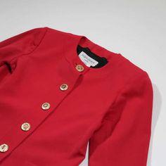 YVES SAINT LAURENT Wool jacket