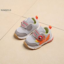 a365c3ea2730 XUNQICLS 2018 Spring Toddler Baby Shoes Casual Infants Kids Sneakers Soft  Sole Breathable Boys Girls Sport