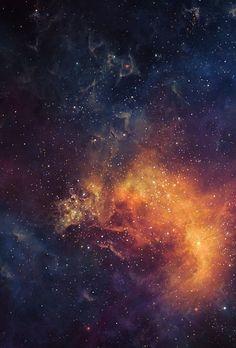Nubes estelares...