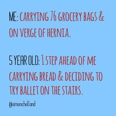 pretty much every time we grocery shop