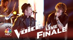 "The Voice 2014 Finale - Matt McAndrew and Fall Out Boy: ""Centuries"""