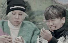 ameverything... — selva3bd: Jiyong cracking an egg on Seungri's...