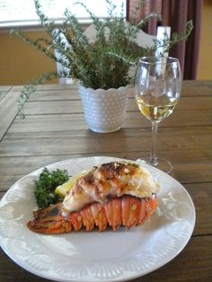 Shabby Brocante: How to cook Lobster Tails