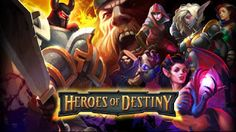 HEROES OF DESTINY MOD v1.2.1 APK+DATA/OBB FILES (Unlimited Money) - AndroRat