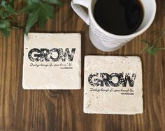 A personal favorite from my Etsy shop https://www.etsy.com/ca/listing/227215290/hand-stamped-absorbent-natural-stone
