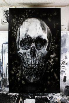 Peintures par Tom French
