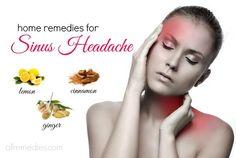 Top 17 Natural Home Remedies for Sinus Headache Relief