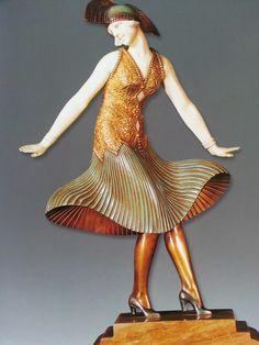 figuras danza decorativas - Buscar con Google