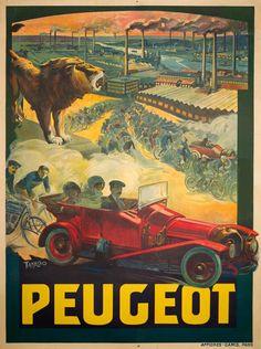 """Peugeot""  Tamagno -"
