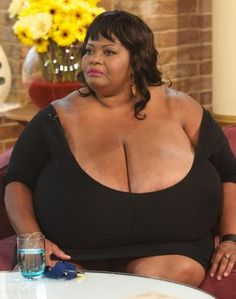 Woman with world's largest natural breasts speaks up
