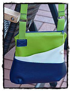 Zicky-Zacky-Bag aus Kunstleder