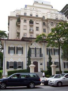 El tradicional barrio italo-arabe-judío de Higienópolis-São Paulo- Brasil - SkyscraperCity