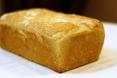 English Muffin Bread is one of my favorite breads. My father used to make it and it was always a treat when he made two loaves and gave me one. It's even fun to say, English Muffin Bread! Wrap in colored plastic wrap and drop into a gift bag.