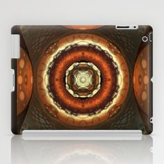 CenterViewSeries145 iPad Case by fracts - fractal art - $60.00