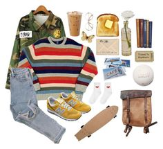 """""""i still wait for you."""" by shvnnon on Polyvore featuring Chicnova Fashion, New Balance, Bob's Your Uncle and Cultural Intrigue"""