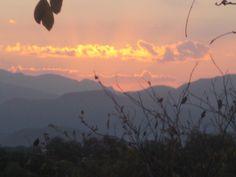 Sunrise in La Preserva
