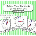 These cards are terrific for Math Centers – A Hands-On Activity your kiddos will love!  5 pages; 12 cards to help your students practice their on t...