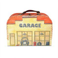 Toy Garage in a Case £19.99 http://www.crafts4kids.co.uk/toy-garage-in-a-case/p2910