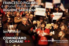 """Yuri Marcialis: """"Abbiamo vinto, cominciamo il domani. Subito"""" - Blog PD Cagliari"""