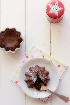 La cuinera: Receta coulant de chocolate » SweetMag