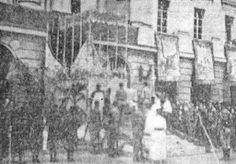 El Rosario en Cádiz: Las procesiones extraordinarias de la Patrona (desde comienzos del s.XX a nuestros dias)