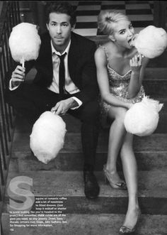 Hmmmmmm..... Cotton candy in heels and a great cocktail dress