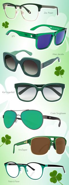 Paint Your Peepers Green for St. Patty's Day