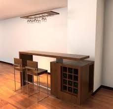 Resultado de imagen para muebles bar de melamina
