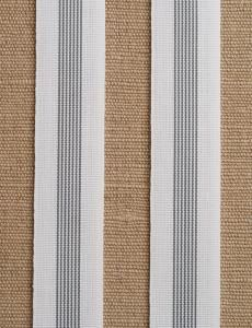 purl soho | products | item | stripe on white cotton ribbon (purl soho)