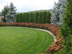 formal landscaping