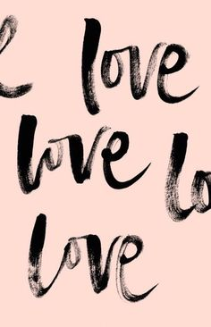 Love handlettering by Corina Nika Words Quotes, Wise Words, Me Quotes, Motivational Quotes, Inspirational Quotes, Sayings, Bible Quotes, Typography Inspiration, Design Inspiration