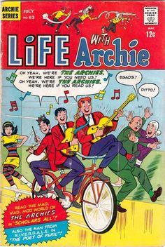 Life With Archie 63, Archie Comic Publications, Inc. https://www.pinterest.com/citygirlpideas/archie-comics/