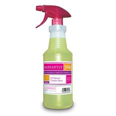 All Natural Counter Spray   Radiantly You
