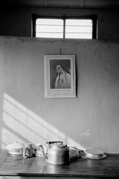 "RWANDA. Kigali. Orphanage of the sisters of Calcutta ""Mother Teresa"". 1994."