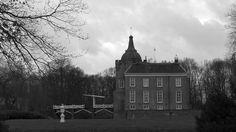 Castle Merckenburg in Heukelum