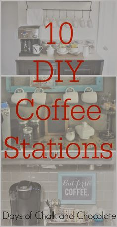 Days+of+Chalk+and+Chocolate:+10+DIY+Coffee+Stations