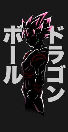 Read Black Goku from the story 🌺Dragon Ball🌸 Black Goku, Goku Black Super Saiyan, Black Dragon, Dragon Ball Gt, Majin, Otaku Anime, Goku Wallpaper, Ball Drawing, Dragon Images