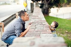 Lifekisses Photography Daddy and Daughter