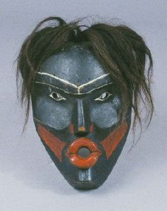 Dzoonokwa Mask - Burke Museum