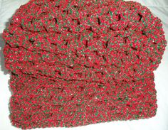 Red is Christmas by Caroline Naubert on Etsy